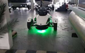 Custom Led Accent Lighting by Team Nutz