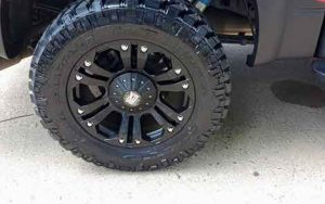Get New Rim For Your Truck at Team Nutz
