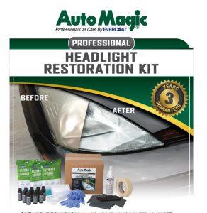Auto Magic Headlight Kit
