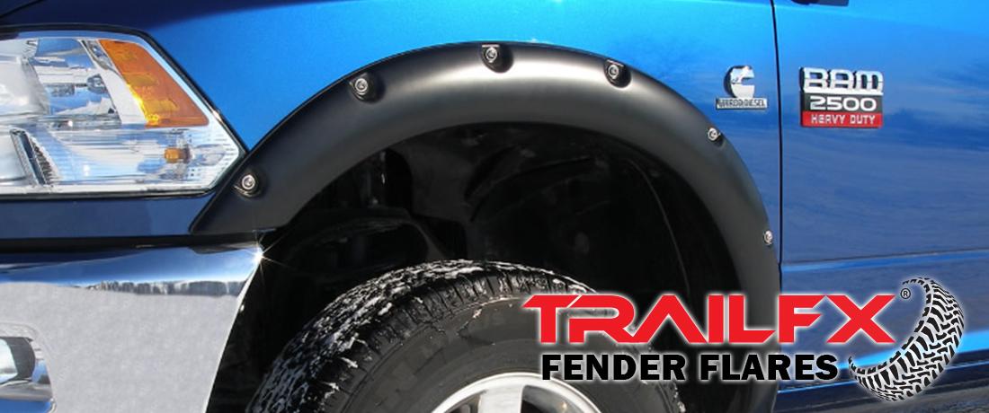 Trail FX Fender Flares