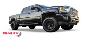 Increase Ground Clearance With A TrailFX Suspension Kit