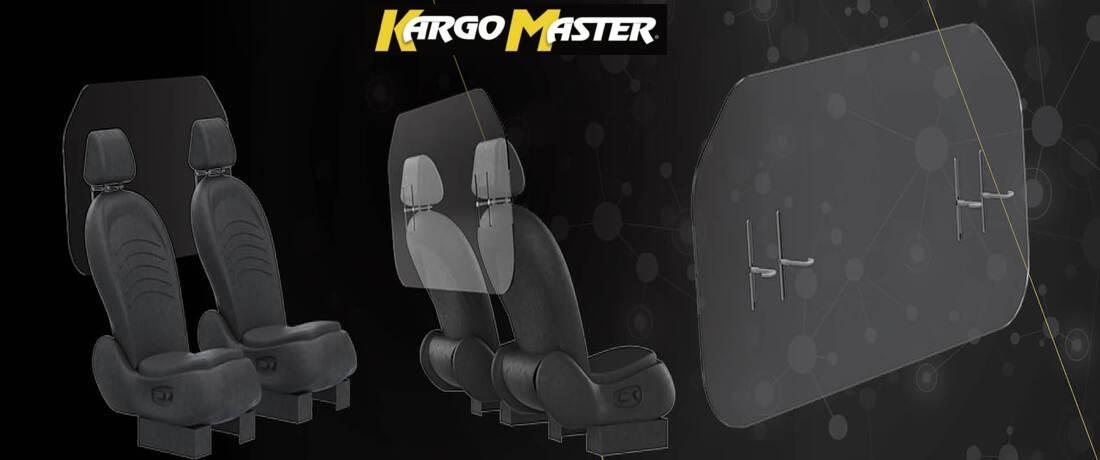 Sanitation Sheilds From Kargo Master