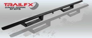 TrailFX Drop Down Steps