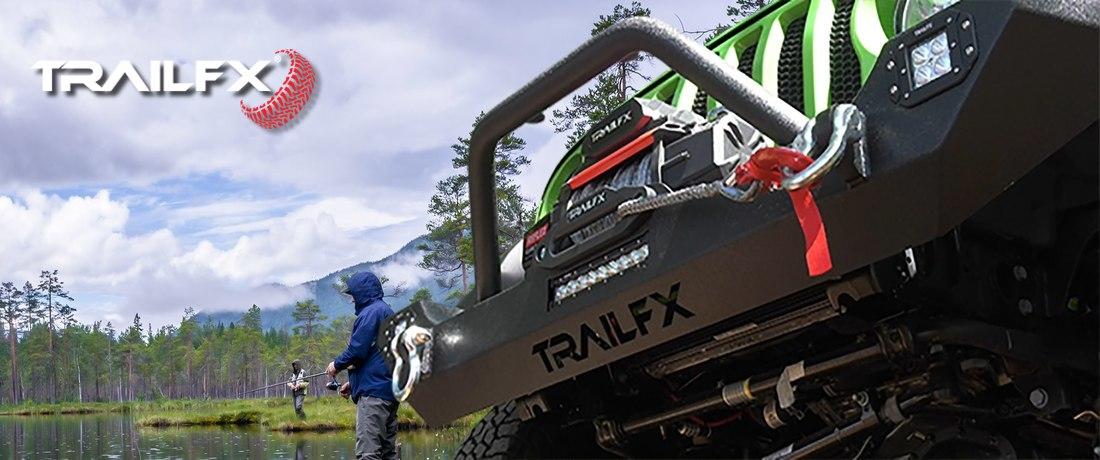 TrailFX Winches