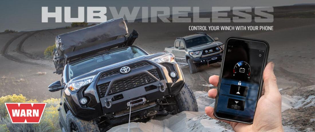 WARN HUB Wireless Control