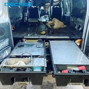 DECKED Vehicle Storage