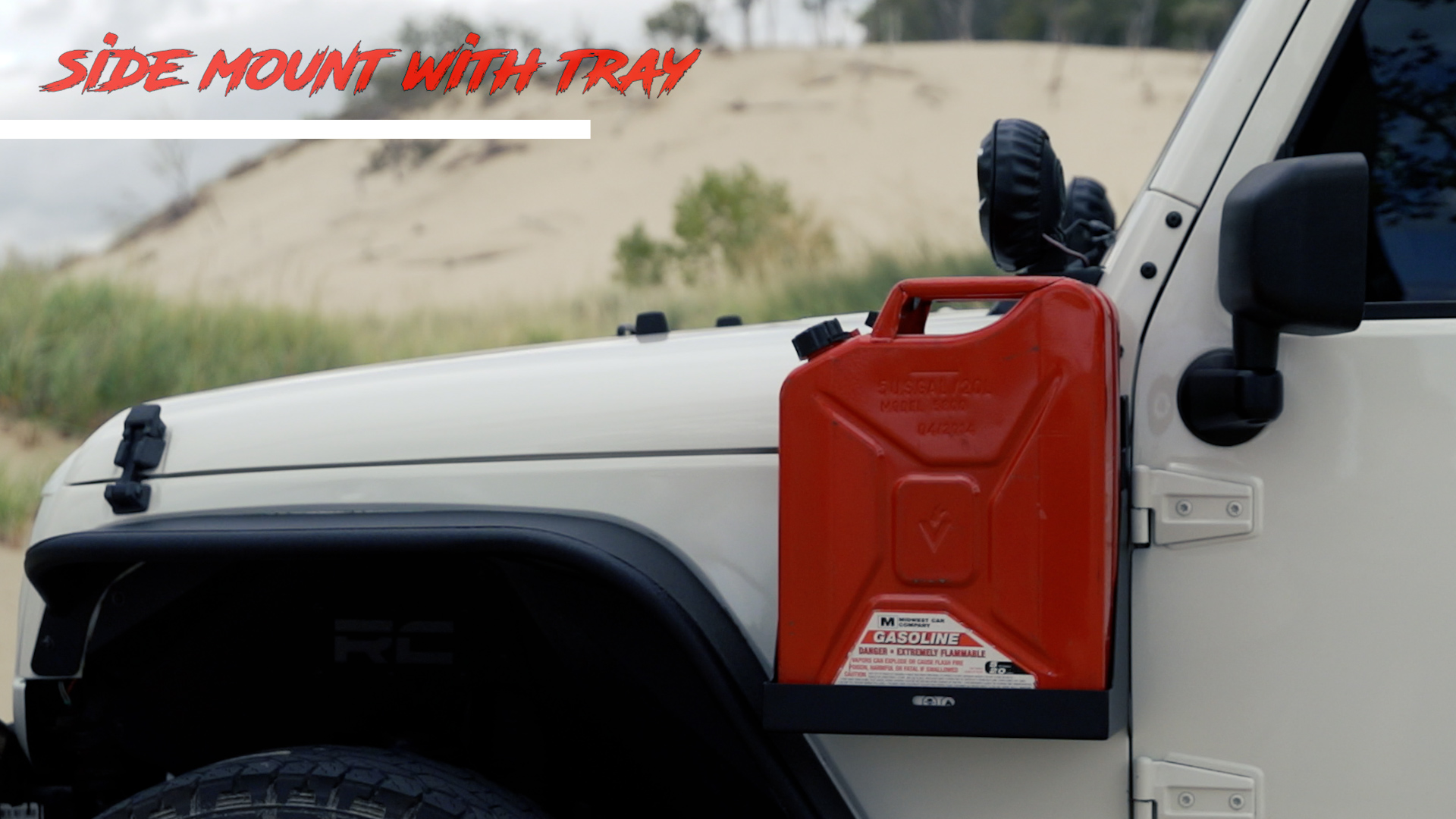 MORryde Jeep Accessories