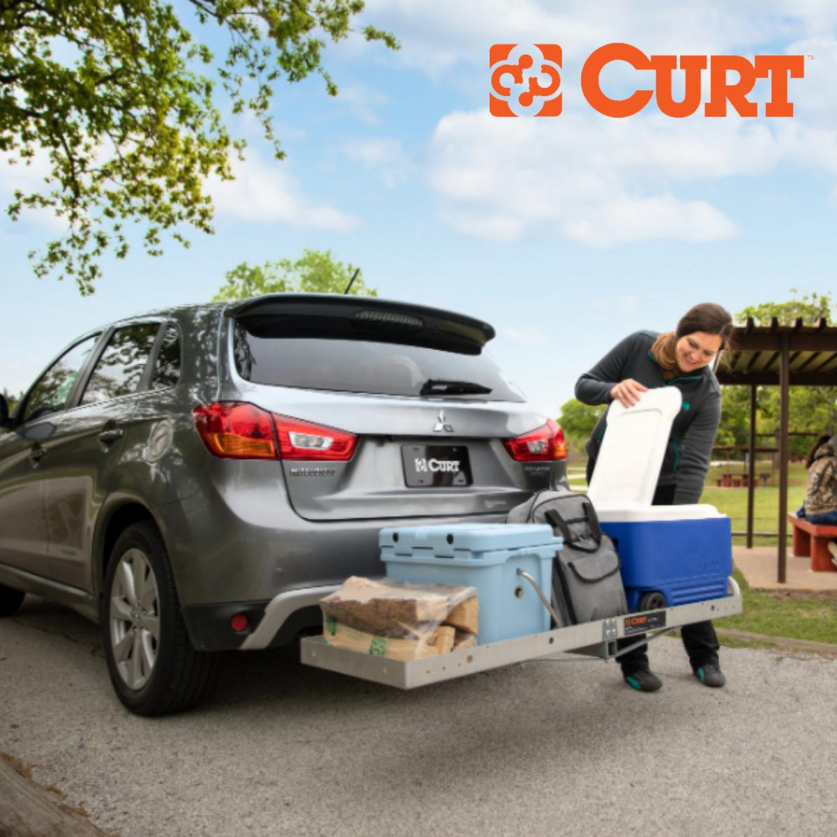 CURT's Cargo Carrier