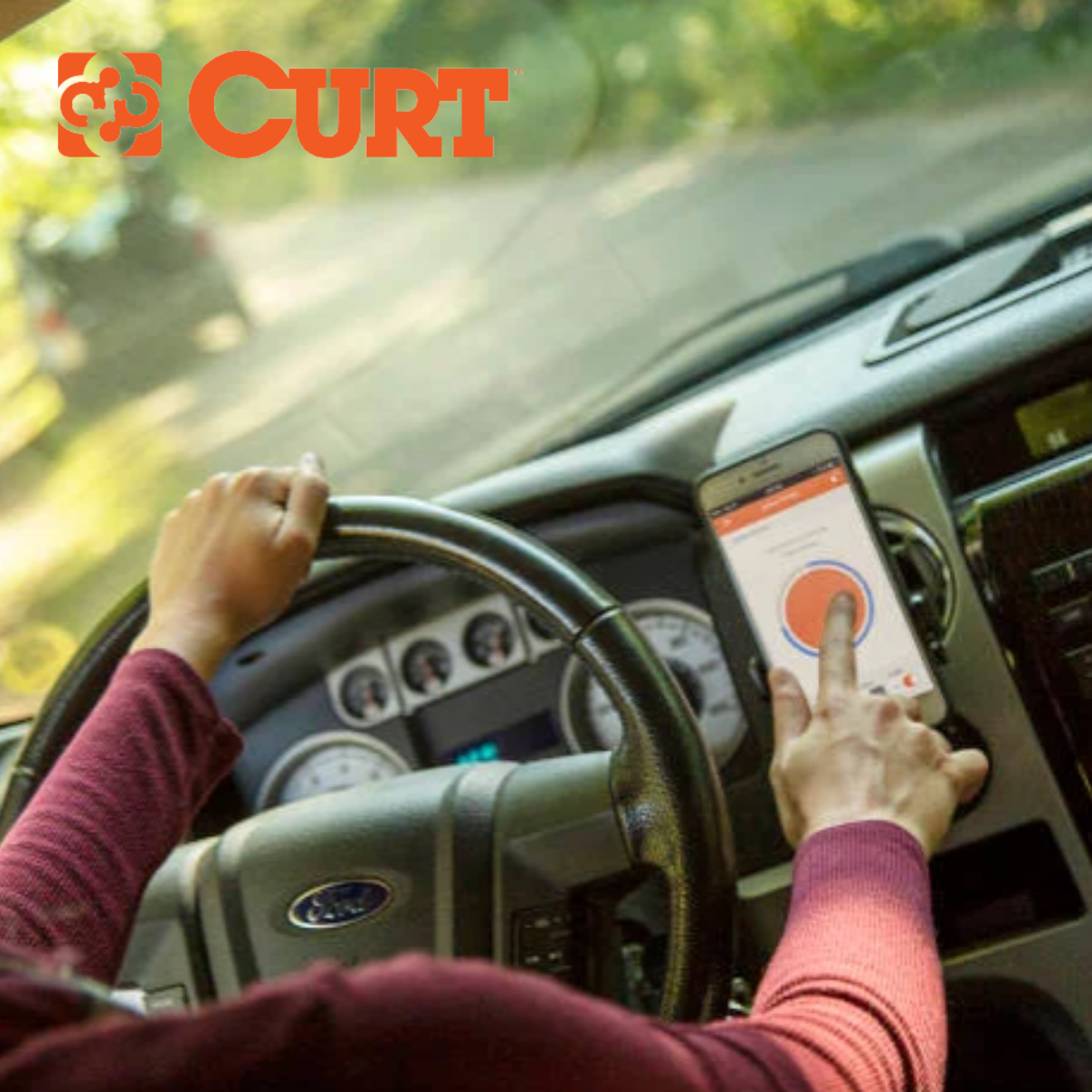CURT Brake Control