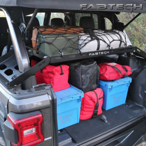 fabtech interior cargo rack