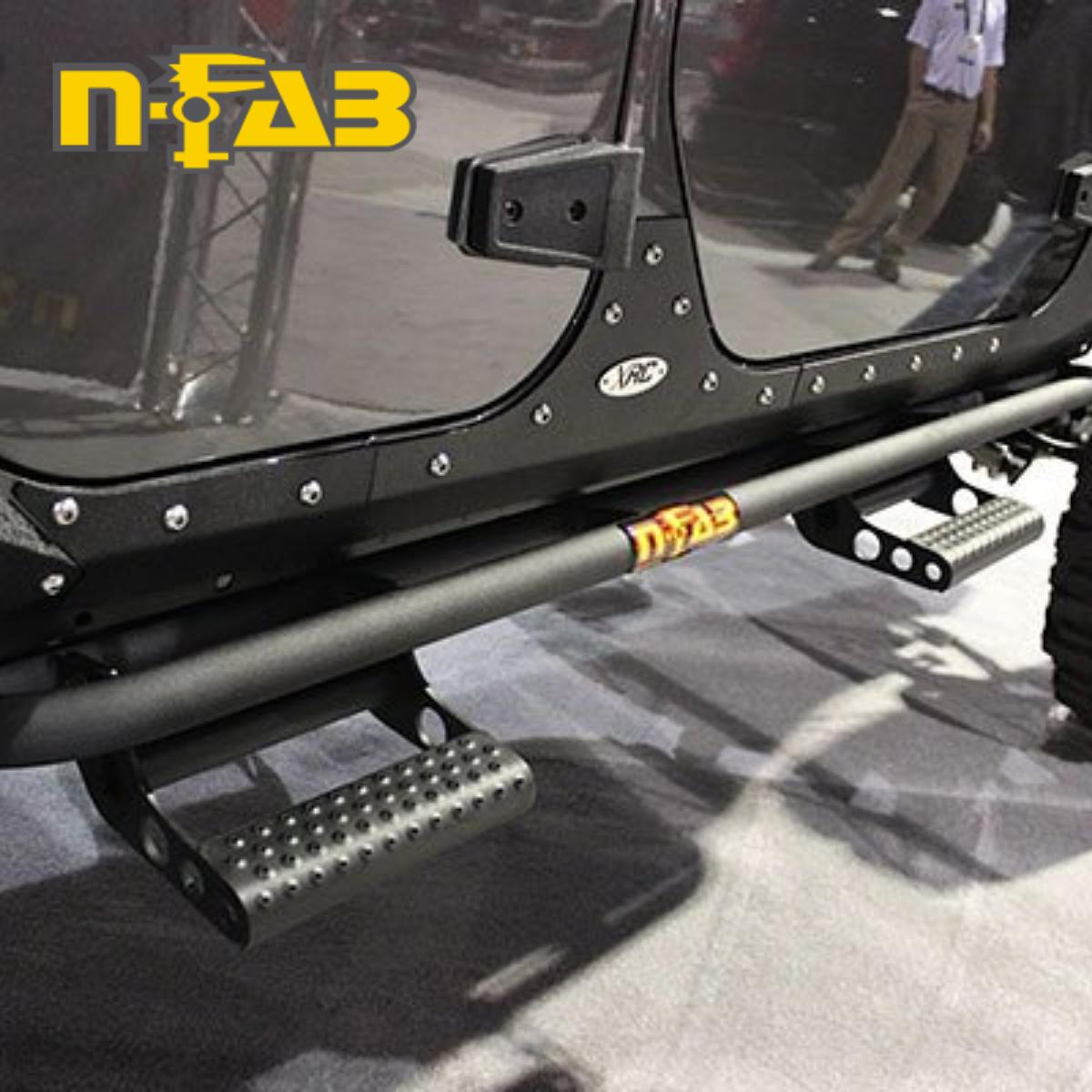 N-Fab Rock Rails