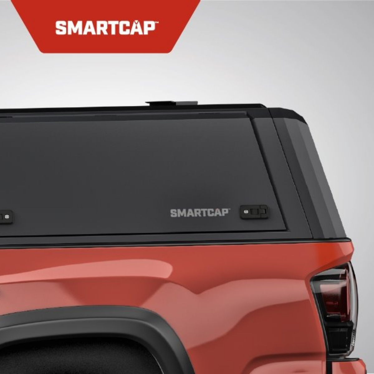 The Smart Truck Bed Cover